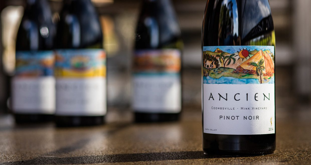 Interview with Jimmy Kawalek, National Sales Director of Ancien Wines